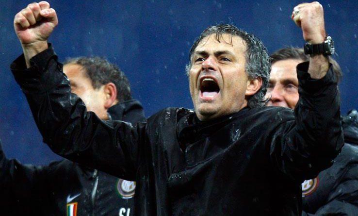 La Grinta di Josè Mourinho