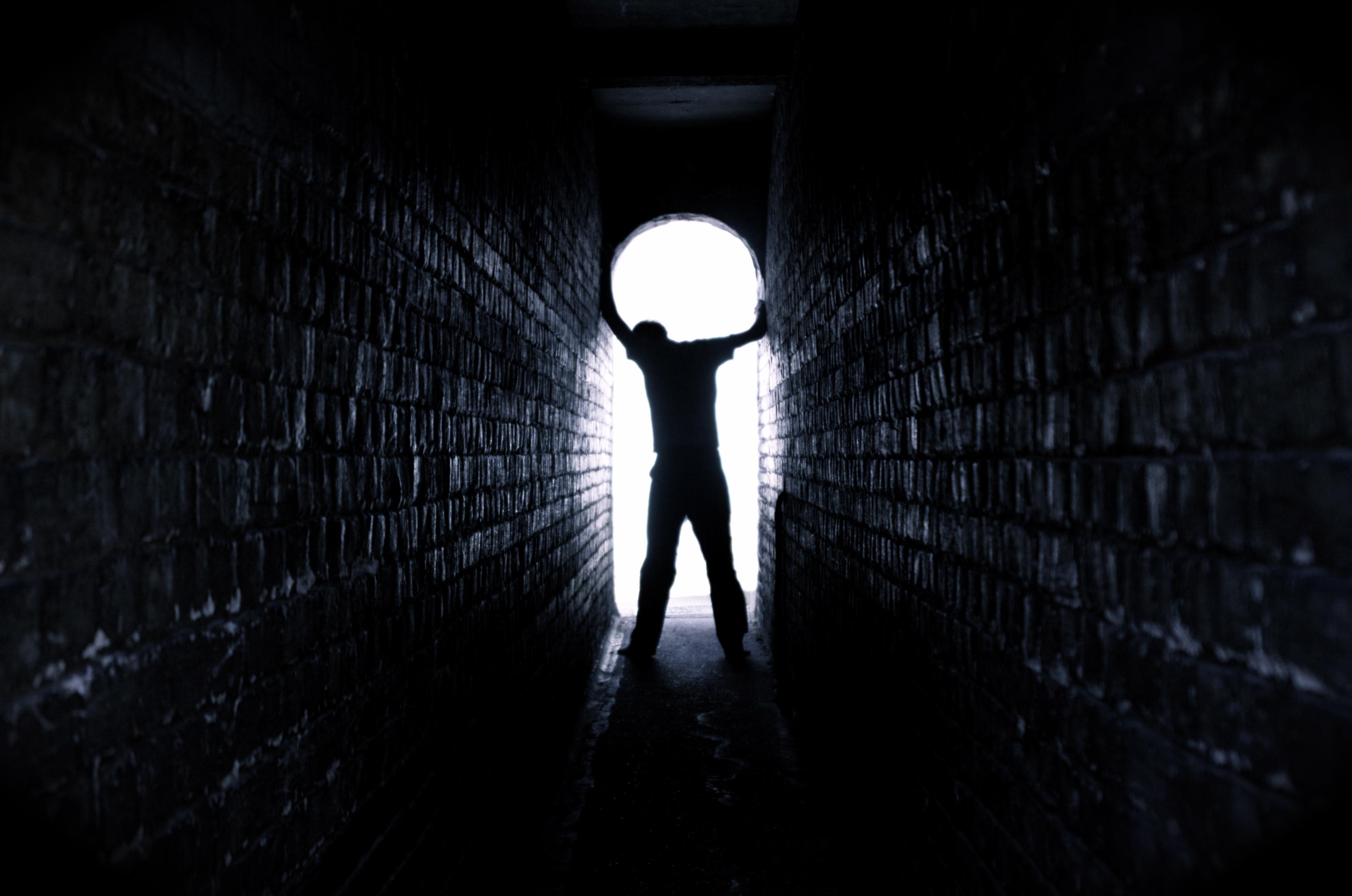 Si esce dal Tunnel ogni giorno con allenamento sui piccoli obiettivi :)