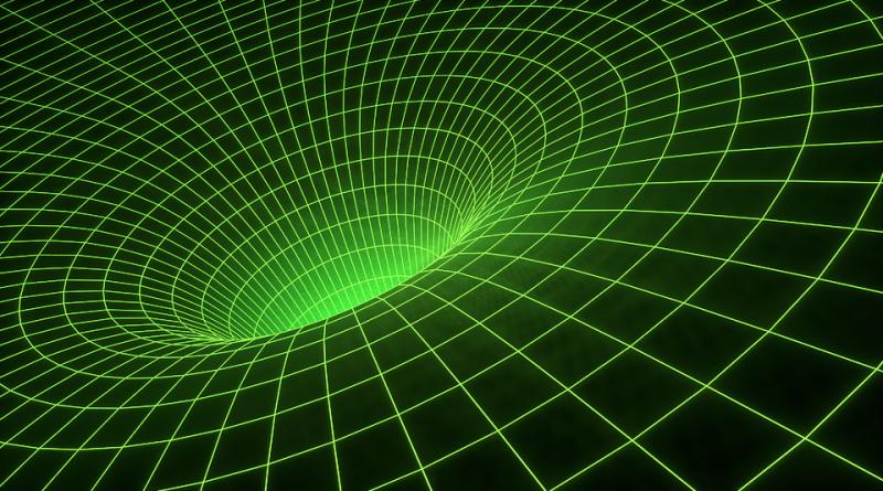 La curvatura dello spazio tempo
