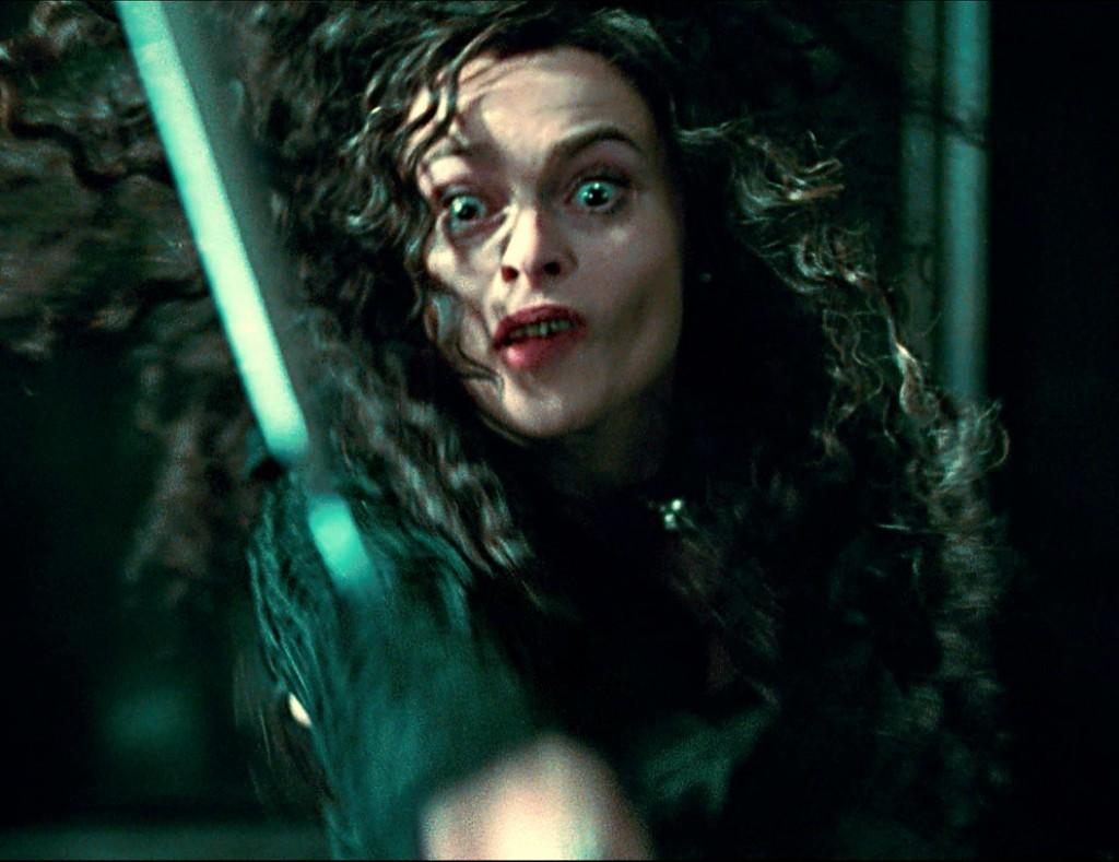 Il Colpo Mortale di Bellatrix Lestrange In Harry Potter e i Doni della Morte Parte 1
