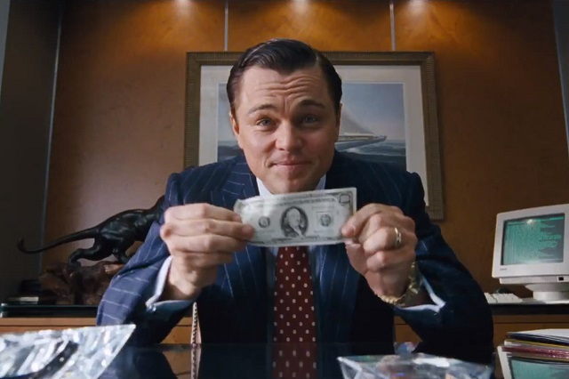La straordinaria interpretazione di Leonardo Di Caprio - The Wolf of Wall Street
