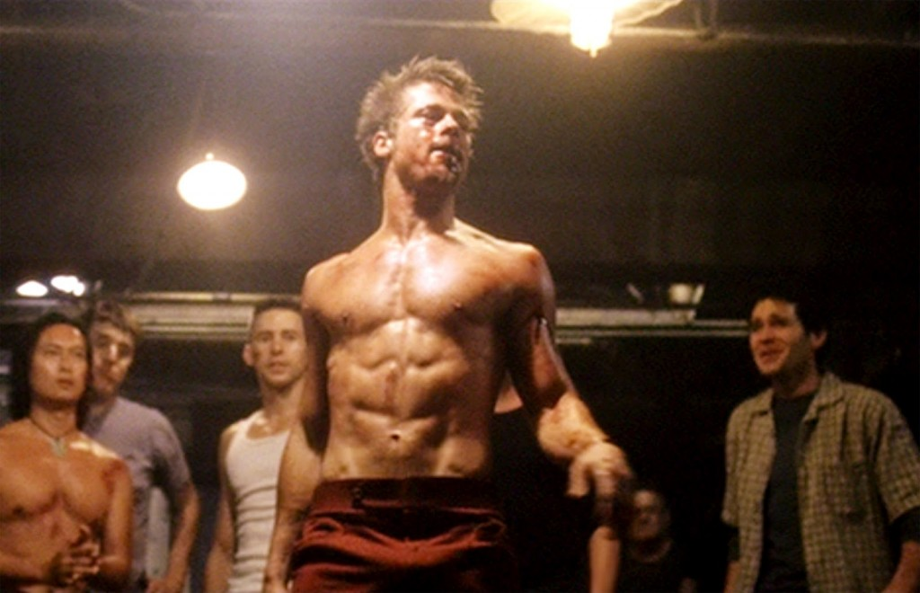 Il Fisico di Tyler Durden in Fight Club