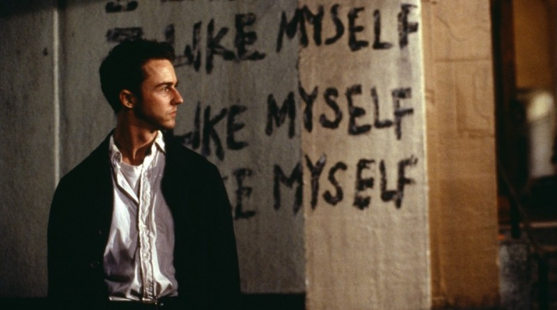I like Myself - Fight Club